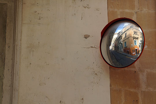 urban photography, mirrors, street scene, reflections, urban decay, urban photo, contemporary photography, Sam Freek,