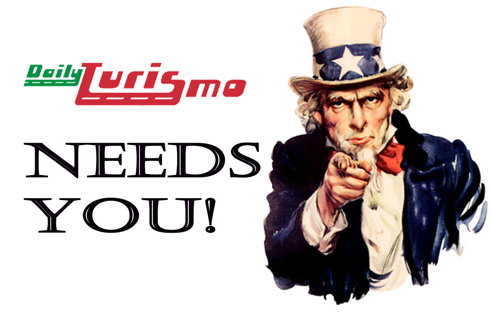 DT Needs You: A Call For Writers