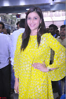 Mannara Chopra Looks Cute in Yellow Salwar Suit ~  Exclusive 28.JPG