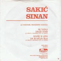 Sinan Sakic  - Diskografija  Sinan_Sakic_1980_z