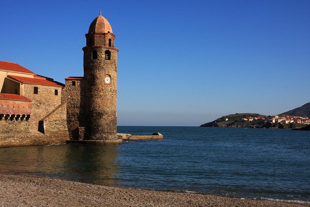 Collioure. Francja