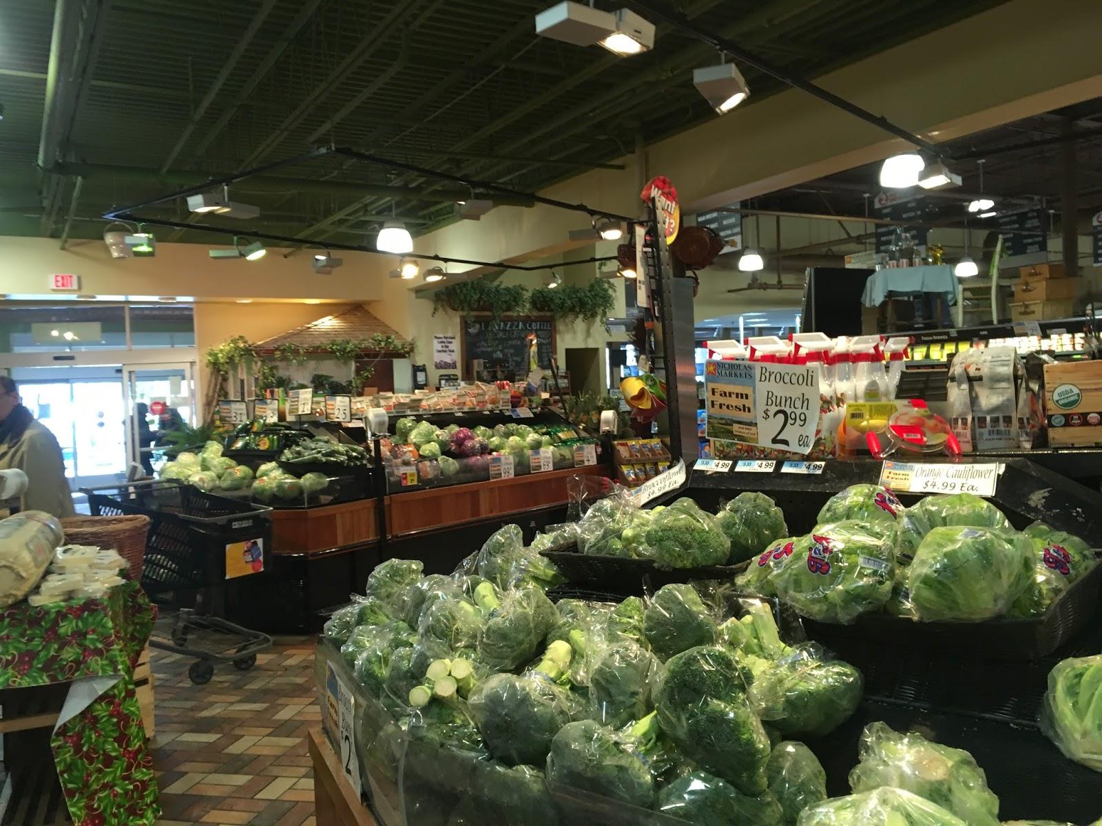 Fresh Market Livingston Nj
