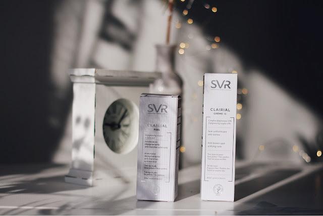 Walka z przebarwieniami skóry - SVR Clarial, kwas cytrynowy!