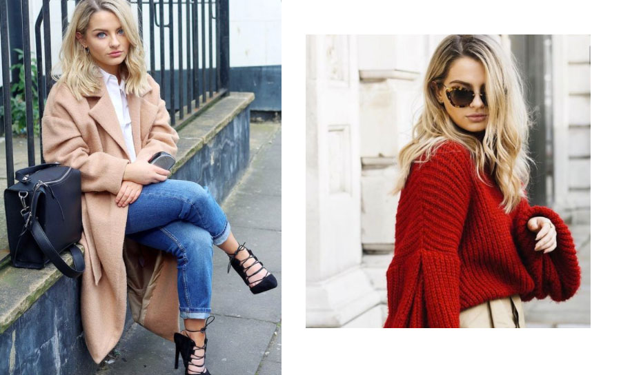 Chloe plumstead - Fashion Style blogger - The Little Plum