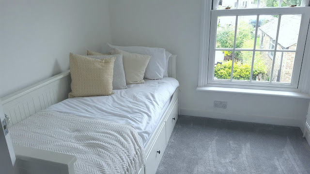 Bedroom after photo