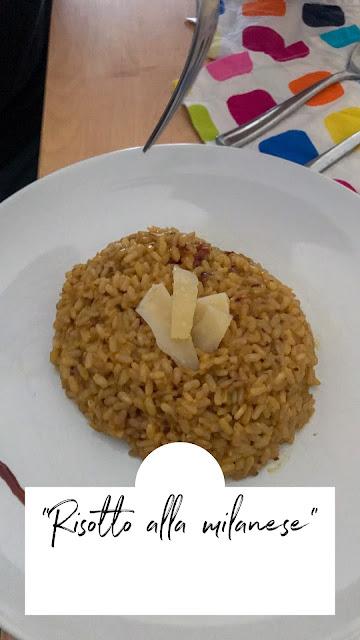 preparare un risotto con cookeo