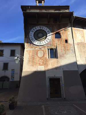 Clusone clocktower - Torre dell'orologio