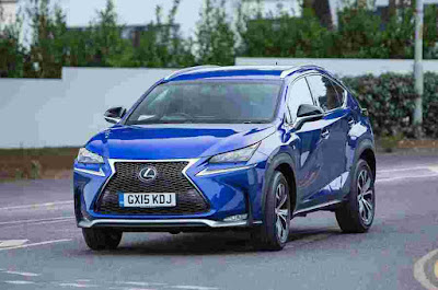 Lexus NX Car Reviews