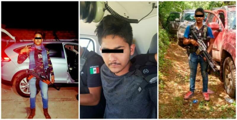 """""""El H"""" sobrino del """"Mencho"""" es presentado ante un Juez  de control en Michoacán"""