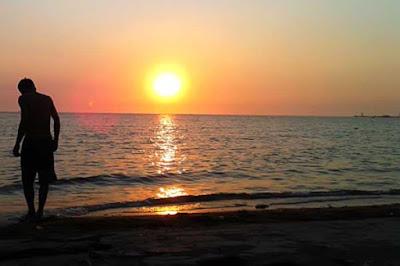 Telukawar beach