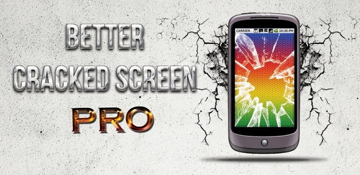 Better Cracked Screen PRO 2 3 5 Full APK | Andro Holic Apss