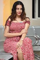 Diksha Panth in a Deep neck Short dress at Maya Mall pre release function ~ Celebrities Exclusive Galleries 077.JPG