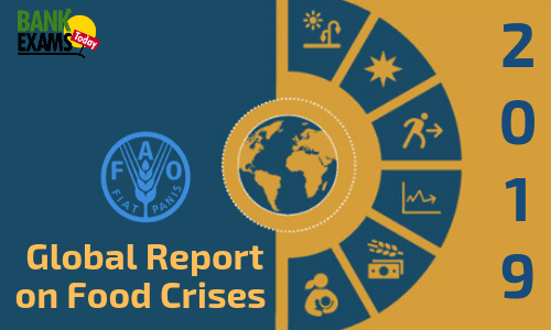 Global Report on Food Crises 2019: Key Facts