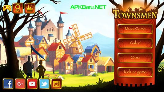 Townsmen Premium v1.6.4 Full APK