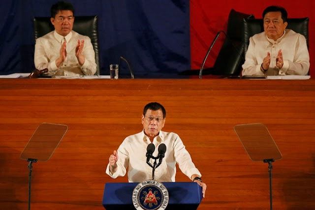DUTERTE – The First Philippines President With A Trillion Budget