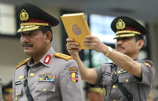 Ini Tanggapan Kapolri Soal Uang 2 Gepok yang Dititipkan Istri Siyono ke PP Muhammadiyah