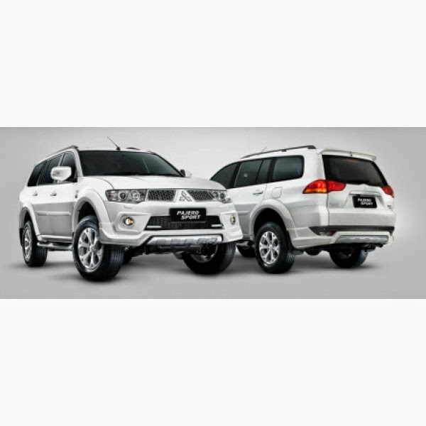 Body Kit Mitsubishi Pajero Dakkar Limited 09-13