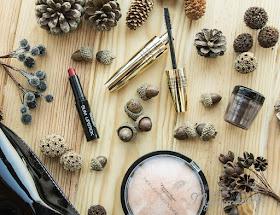 Propuestas de Pierre René para maquillajes navideños.