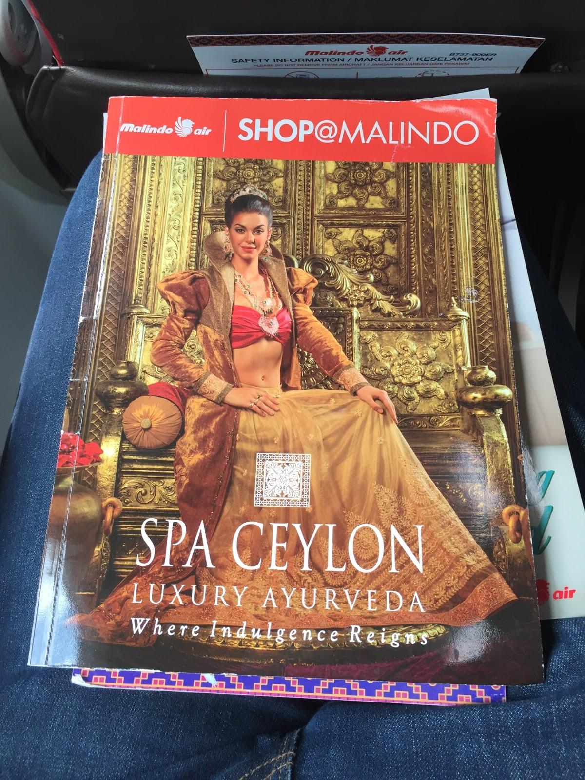 Charles Ryan's Flying Adventure: Flying Malindo Air (Batik Air ...