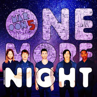 Lirik Lagu dan Video Maroon 5 - One More Night