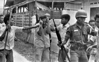 Oprasi dan Upaya Penumpasan G 30 S PKI