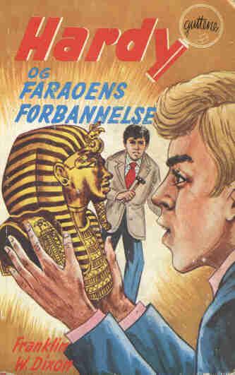 Hardyguttene og faraoens forbannelse