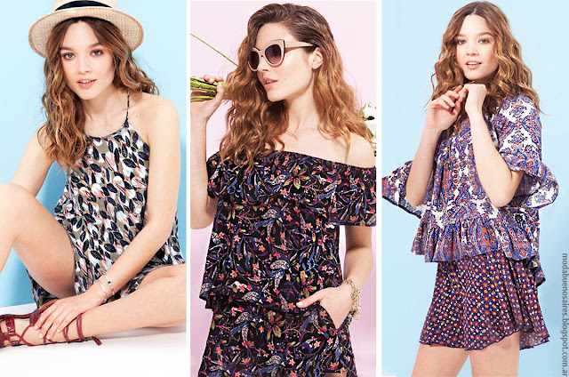 Moda primavera verano 2017 | Colección Asterisco primavera verano 2017 | Ropa de mujer moda 2017.