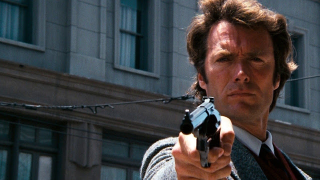 Clint Eastwood dans L'Inspecteur Harry (1971)