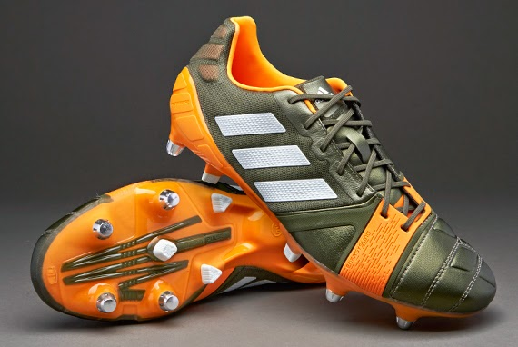 58ac71cb88998 SEPUTAR OLAHRAGA  Seri atau Tipe Sepatu Sepak Bola Adidas Nitrocharge