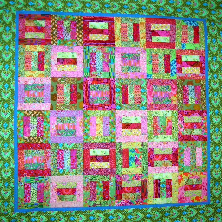 Debby Kratovil Quilts: Rediscovering my Kaffe Fassett Fabrics ... : kaffe fassett fabrics quilting - Adamdwight.com