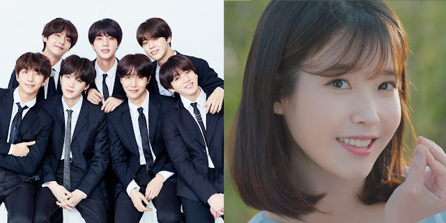iu bts proud korean awards
