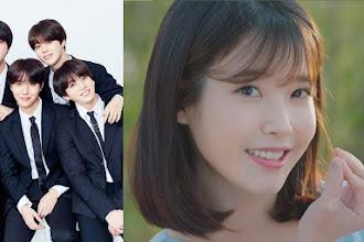 IU y BTS premiados por la Asociación de Periodistas de Corea
