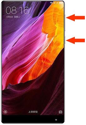 Como hacer un reset en Xiaomi Mi Mix