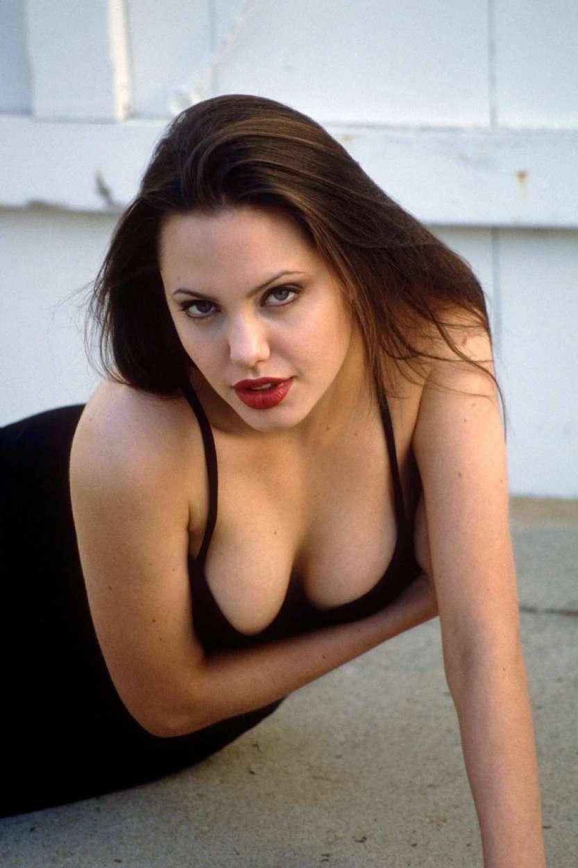 Angelina Jolie Sex Teens 54