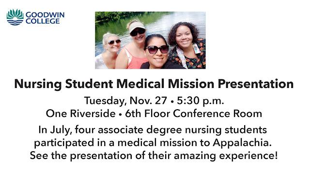 nursing medical mission presentation