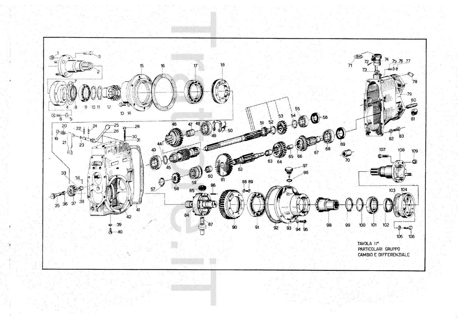 InfoTrattore.it: Motocoltivatore Pasquali 917 CV 14