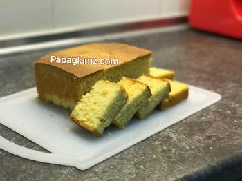 Resepi Butter Kek Gebu yang Mudah dan Sangat Sedap