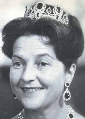 Queen Marie Amelie of France Sapphire Tiara Princess Isabelle Countess of Paris