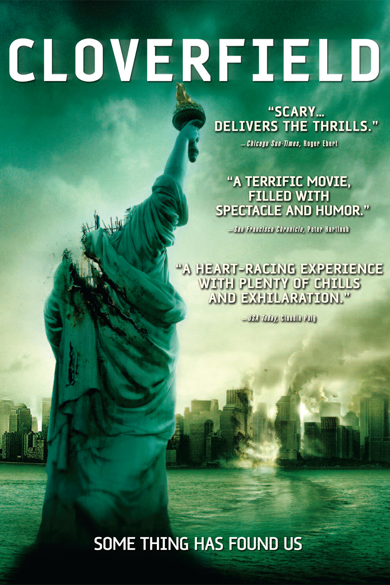 Cloverfield (2008) ταινιες online seires oipeirates greek subs