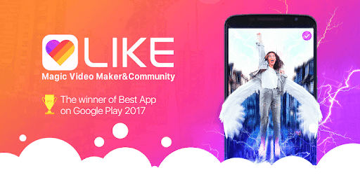 5 applications similar to the popular TikTok application for video creation 86