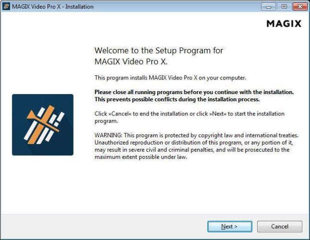 MAGIX Video Pro X 15 Full (Edición de vídeos profesional)