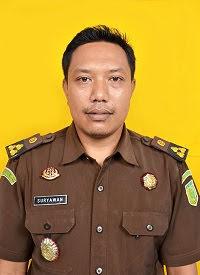 Kasi Pidana Khusus (Pidsus), I Wayan Suryawan SH