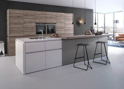modular modern gray kitchen cabinets designs ideas wall paint