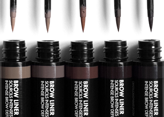 Make Up For Ever MUFE Brow Liners 10 20 30 40 50 Review