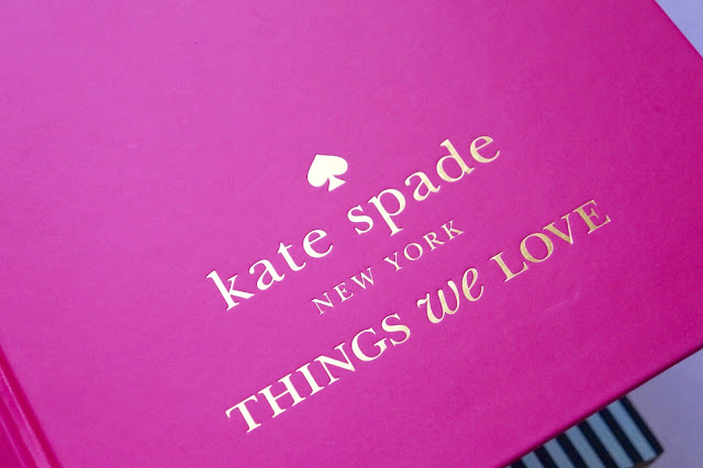livro kate spade-things-we-love