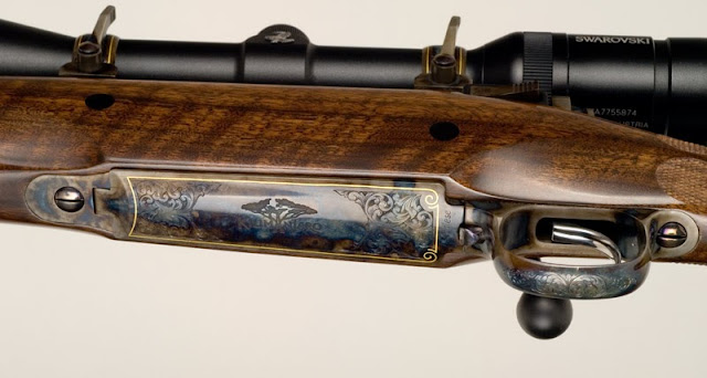 Kilimanjaro Custom Safari Rifle