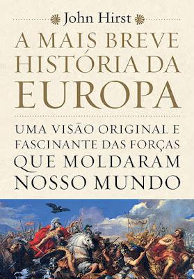 livro rápido sobre a europa