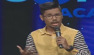 Ricky Wattimena Ambon stand up comedy academy indosiar