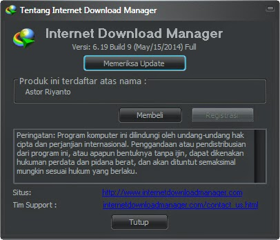 Internet Download manager Update Silent Install