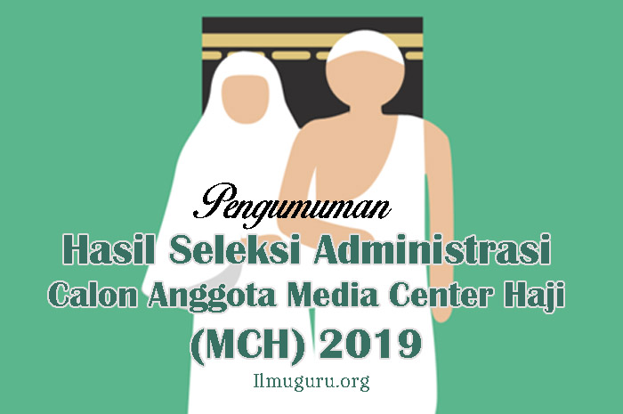 Hasil Seleksi Administrasi MCH 2019